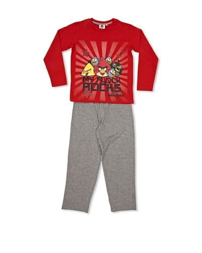Licencias Pijama Angry Birds