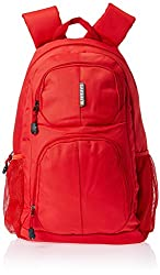 Safari Chase 104 Red Laptop Backpack