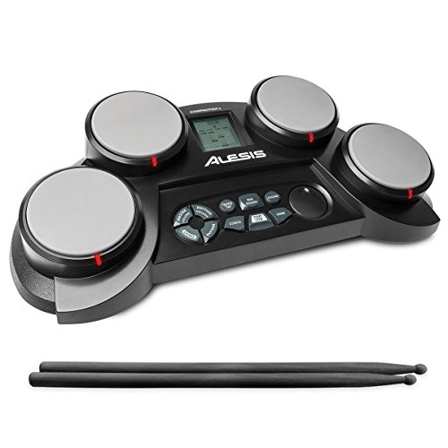 alesis-compactkit-4-portable-4-pad-tabletop-electronic-drum-kit-with-drumsticks-built-in-learning-to