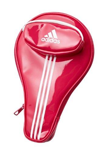Cover fodera adidas rosa per racchetta di ping pong tennis di tavolo