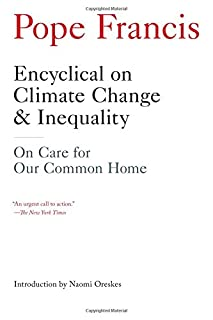 Book Cover: Encyclical on Climate Change and Inequality: On Care for Our Common Home
