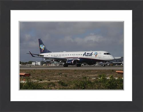 framed-print-of-embraer-190-from-azul-brazilian-airlines-at-natal-airport-brazil