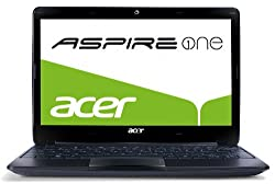 Acer ASPIRE ONE 722 - Ordenador portátil 11.6 pulgadas (2048 MB de RAM, 1000 MHz, 320 GB, Windows 7 Professional) - Teclado QWERTY español
