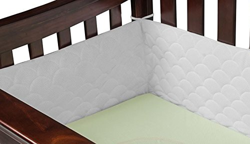 cot-bumper-padded-and-fully-breathable-70cm-wide-cream