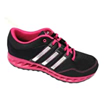 Adidas Falcon Elite 2 Shoe - Black/Pink (Women) - 9