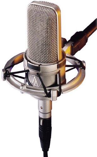 Audio-Technica At4047/Sv Condenser Microphone, Cardioid