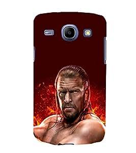 printtech WWE Edge Back Case Cover for Samsung Galaxy A8 / Samsung Galaxy A8 A800F