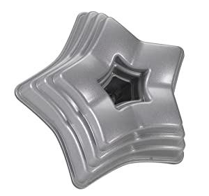 Nordic Ware Holiday Star Bundt Pan by Nordic Ware