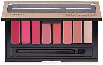 L'Oreal Paris Cosmetics Colour Riche Lip La Palette Lipstick
