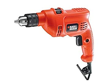 Black & Decker KR504RE1 500-Watt 10mm Keyed VSR RBS Hammer