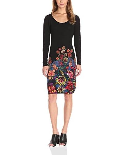 Desigual Kleid Martina schwarz
