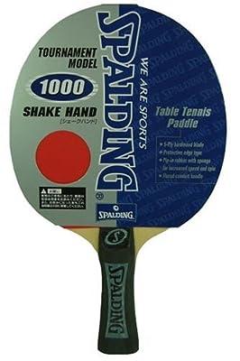 SPALDING(スポルディング) 卓球ラケット シェイク NO1000