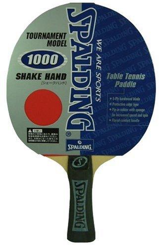 SPALDING(スポルディング) 卓球ラケット シェイク NO1000 / SPALDING(スポルディング)