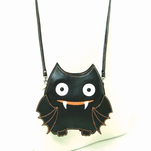 Halloween Bat Cross Body Small Shoulder Bag