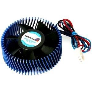 StarTech Chipsets/Video Cards Heatsink Fan. ROUND ORB FAN & HEATSINK COOLER FOR CHIPSET OR VIDEO CARD MB-CP. 4500rpm