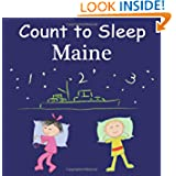 Count to Sleep Maine (Count to Sleep series)