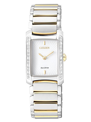 Citizen Women's Quartz Watch Citizen L EG2965-53A with Metal Strap