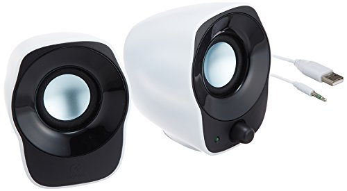 LOGICOOL Z120BW stereo speakers