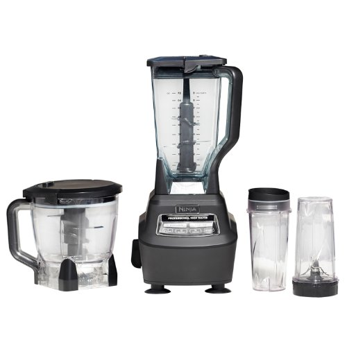 Ninja Mega Kitchen System (BL770) (Ninja One Cup Blender compare prices)