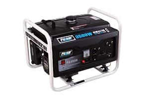 Pulsar PG3500 Gas Powered Generator, 3500-watt Output