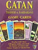 Barbarians and Traders Settlers of Catan Game Cards