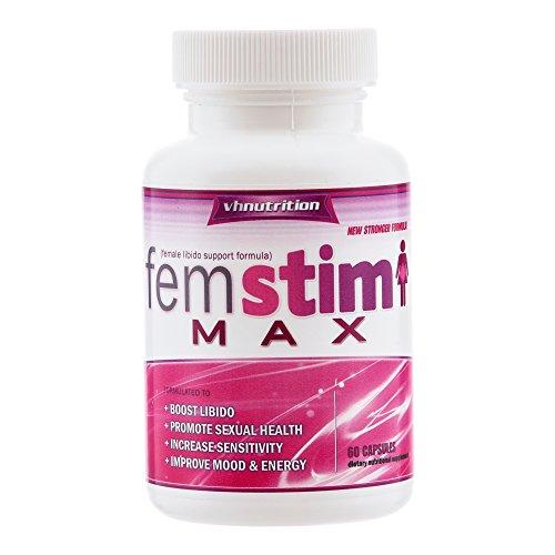 FemStimMax | Femme Libido Enhancer | Amélioration sexuelle pour les femmes pour booster Sex Drive