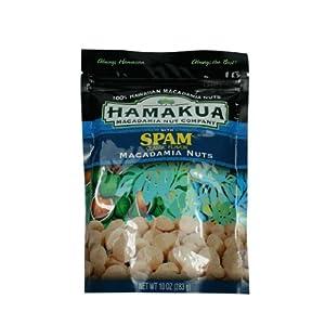 Spam Macadamia Nuts 10 Oz
