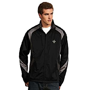 New Orleans Saints Tempest Jacket (Team Color) by Antigua