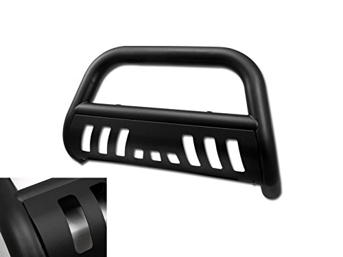 MATTE BLK BULL BAR BRUSH PUSH BUMPER GRILL GRILLE GUARD 04-08 F150/07-14 NAVIGATOR (2009 F150 Grille Guard compare prices)