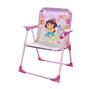 Dora the Explorer Patio Chair from Dora the Explorer