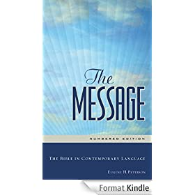 The Message: The Bible in Contemporary Language (English Edition)