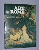 img - for Art in Rome book / textbook / text book