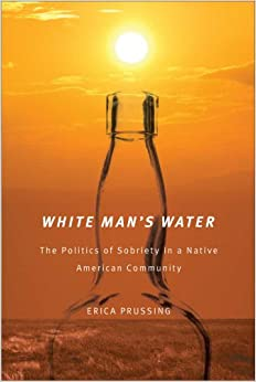 White man's water : the politics of sobriety in a Native American community