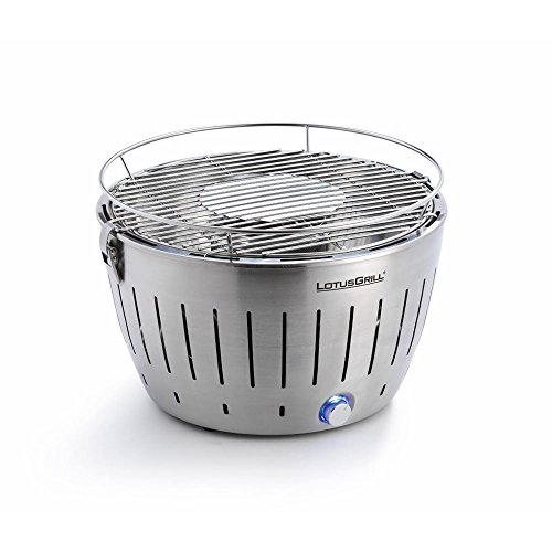lotus-grill-bbq-in-stainless-steel-with-free-fire-lighter-gel