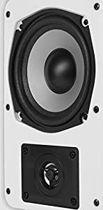 "2) VM AUDIO Shaker 5.25"" 150 Watt 2 Way In-Wall Surround Sound Home Speaker Pair"