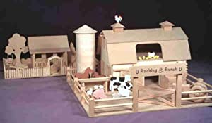 Woodworking Scroll Saw Patterns and Instructions Plan to Build Your