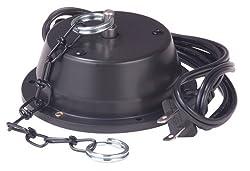 American Dj M-Hdac8 3 Rpm Mirror Ball Motor from American DJ Group of Companies
