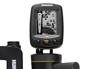 Humminbird 120 Fishin' Buddy 4-Inch Waterproof Fishfinder