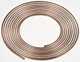 "AAS Copper Nickel Brake Line CN-316 3/16"" X 25"