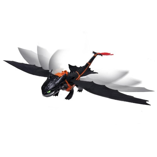 DreamWorks Dragons Defenders of Berk – Giant Fire Breathing Toothless