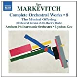 Complete Orchestral Works Vol. 8