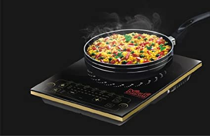 Nirali Soft Touch 1900W Induction Cooktop