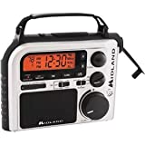 Telecommunication Device - Emergency Crank Weather Alert Radio