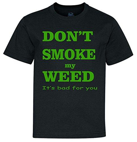 Don't Smoke My Weed Marijuana Youth T-Shirt