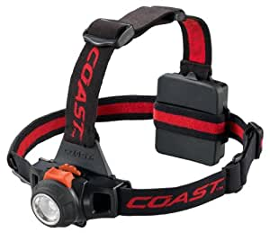 Coast HL27 Focusing 309 Lumen LED Headlamp