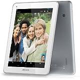 Archos 80b Platinum 20,3 cm (8 Zoll) Tablet-PC (Cortex A9, 1,6GHz, 1GB RAM, 8GB SSD, Android 4.2) silber