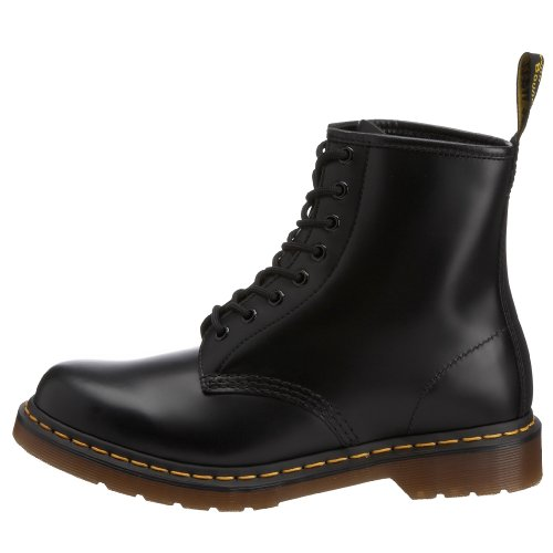 Dr. Martens Dr Martens Unisex 1460 8 Eye Boot,Black Nappa,12 M US Men / 12.5 M US Women