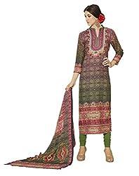Texclusive Women's Pashmina Dress Material (texzoh4 _Multicolored)