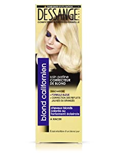 Dessange Blond Californien Soin Cheveux à Rincer 125 ml