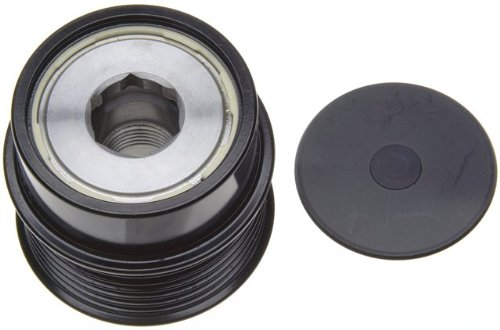 ACDelco 37018P Professional Alternator Decoupler Pulley with Dust Cap (2009 Dodge Caliber Alternator compare prices)